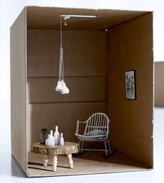 Miniature interior