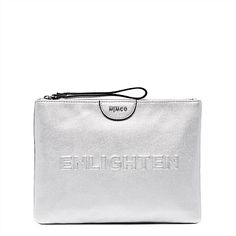 OUR WATCH ENLIGHTEN POUCH #mimco