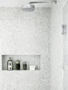 There are so many Modern Bathroom Shower Design Ideas for your inspirations, and we already curated the best design. You could also shave in the shower so you need to have the ability to find out w… Bathroom Windows In Shower, Window In Shower, Modern Shower, Modern Bathroom, Master Bathroom, Bathroom Ideas, Bathroom Interior, Douche Design, Room Tiles