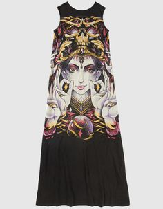 Banjara Maxi Dress, Drop Dead Clothing