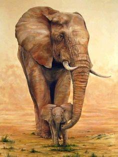 animal дикие животные, слоны, а Cross Paintings, Animal Paintings, Animal Drawings, Indian Paintings, Elephant Paintings, Elephant Artwork, Abstract Paintings, Art Paintings, Image Elephant