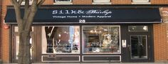 Silk & Burlap | An Evolution of Style...love the storefront