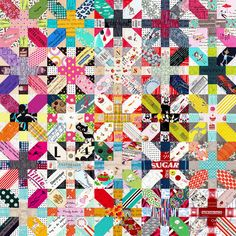 Must Stash Bee Blocks! by goneaussiequilting, via Flickr