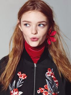 Willow Hand by Sharif Hamza for Teen Vogue November 2015
