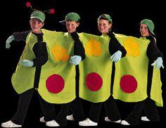 Caterpillar costume                                                                                                                                                                                 More