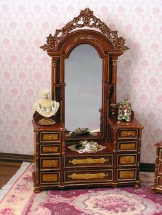 Ladies Boudoir, Vanity to nice not to pin, but the pin goes no where Z