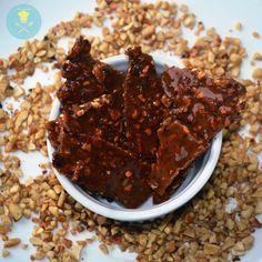 Crocante seja de amendoim, nozes, pistache ou castanha de caju é MUITObom. Você pode comer puro, ou no sorvete, no pavê, no bolo, etc… ele dá um crekcrek muito especi…