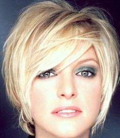 Tendance Coupe & Coiffure Femme Description Graduated Bob Cut – Short Hair Cuts and Styles… Long Pixie Hairstyles, Trendy Haircuts, Blonde Hairstyles, Balayage Hairstyle, Layered Hairstyles, Modern Haircuts, Fancy Hairstyles, Trending Hairstyles, Short Haircuts