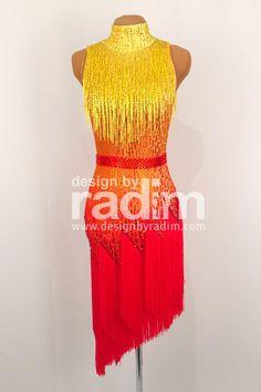 Latin Dance Dresses by Radim Lanik - Dance World 2020 Ballroom Dresses For Sale, Latin Ballroom Dresses, Latin Dresses, Ballroom Dancing, Junior Dresses, Ball Dresses, Ballroom Costumes, Dance Costumes, Figure Skating Dresses