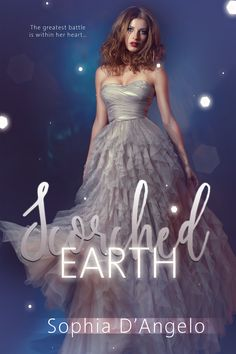 Scorched Earth by Sophia D'Angelo!! This book is HOT. #romancenovel