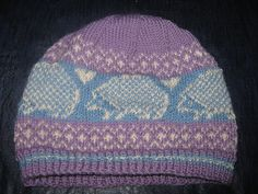 Ravelry: The Hedgehog Hats pattern by Elise Cohen