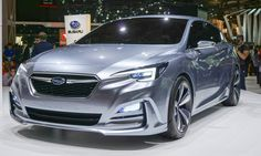 AWESOME ''2017 Subaru Impreza 5-Door Concept '' Future 2017 Cars Design Concepts & Photos