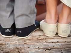 will there be toms at my wedding? His/Hers TOMS Cute Wedding Ideas, Perfect Wedding, Our Wedding, Dream Wedding, Wedding Stuff, Wedding Beauty, Wedding Inspiration, Wedding Season, Wedding Venues