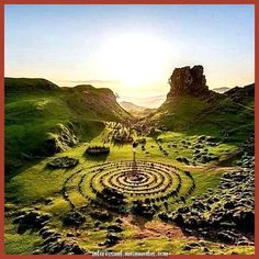 Ausgezeichnet Fairy Glen, Schottland  #fairy #schottland