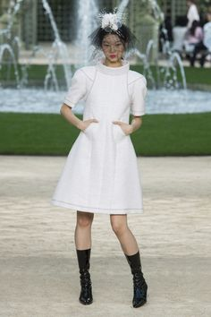 Chanel, Couture, Париж