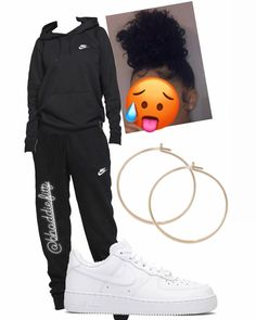 Cute Lazy Outfits, Casual School Outfits, Baddie Outfits Casual, Swag Outfits For Girls, Teenage Girl Outfits, Cute Swag Outfits, Girls Fashion Clothes, Teenager Outfits, Chill Outfits