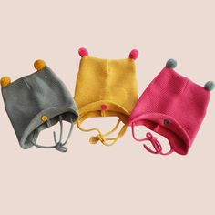 Diplomatic Scarf Hat Sets Winter Boys Girls Ear Flap Warm Bebe Hat With Scarf Beanie Cap Monkey Kids Winter Cap Children Headwear Highly Polished Boys' Clothing Accessories