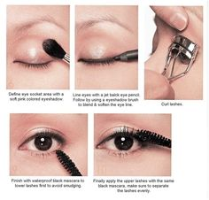 Let us now look at a pictorial tutorial on how to do a basic eye makeup. If You Enjoyed This Post, Sign Up For Newsletter(And get your daily dose of Beauty & Wellness tips straight to your inbox)The following two tabs change content below.Latest PostsBio Latest posts by StyleCraze (see all) 10 Stylish And Smart [...]
