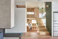Gallery - Block Village / House Design - 1
