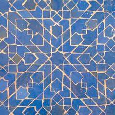 Stunning Moroccan tile design.