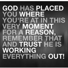 Praying for more patience as I know God is working behind the scenes on my behalf!!