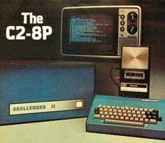 Challenger C2-8P.