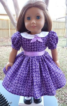 18 Doll Clothes 1940s1950s Style Valentine's Day by Designed4Dolls, $24.95