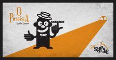 Ícones do samba: O passista.