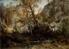 Kansallisgalleria - Taidekokoelmat Berg, Paintings, Museum, Paint, Painting Art, Painting, Painted Canvas, Drawings, Grimm