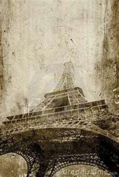 Photo about Vintage view of the Eiffel Tower. Image of tour, travel, tower - 16647537 Eiffel Tower Photography, Best Vacation Destinations, I Love Paris, Paris Eiffel Tower, Vintage Paris, Paris Travel, Vintage Photography, Vintage Images, Paris France