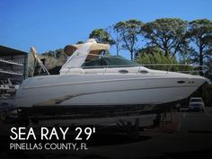 Used 1999 Sea Ray 290 Sundancer, Tarpon Springs, Fl - 34689 - BoatTrader.com
