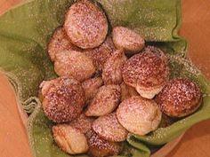 Apple Ebelskivers (Stuffed Apple Pancakes) Recipe