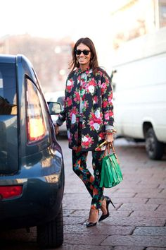 Fall 2012 Street Style Photos - Street Style Trend Report Fall 2012 - Harper's BAZAAR