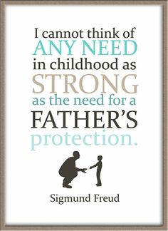 determined to make sure my babies have a father who meets this need. it's so important.
