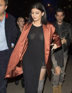 Kylie Jenner Out With Nip + Fab Agent - http://oceanup.com/2015/03/13/kylie-jenner-out-with-nip-fab-agent/