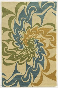 Indiana Hand-Tufted Area Rug