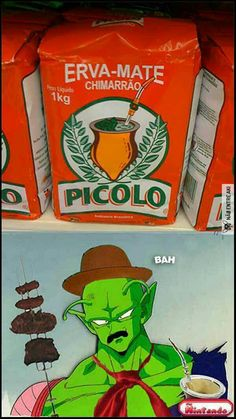 Bah! Piccolo gaúcho!