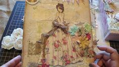 WOW!...Lots of inspiration using the NEW Prima Doll Stamps that can be found at www.CrazyCraftyCreators.etsy.com