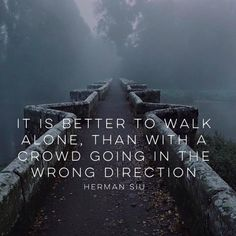IT IS BETTER TO WALK                                                                                                                                                                                 More
