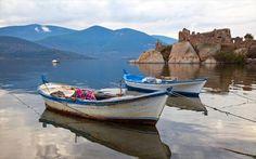 Irakleia island, Cyclades, Greece