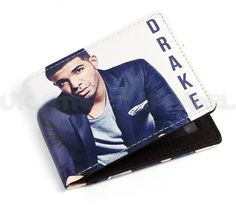 Hotline Bling DRAKE MUSIC HIP HOP RAP WALLET  SIMPLE COOL WALLET COLLECTION  #URBANMUSICLIFESTYLECOLLECTIONDRAKE #hiphop #drake #wallet