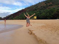 Meine schönsten Reisemomente Teil 1: Big Beach - Maui - Hawaii - USA - Waves -Pazifischer Ozean