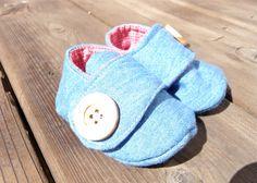 Awww.  Baby boy loafers.