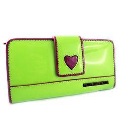 The Colour of Happy Prada, Color Fashion, Fashion Design, Style Me, Zip Around Wallet, Colour, Lifestyle, Happy, Green