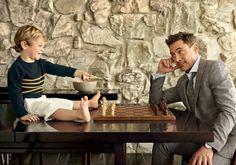 Robert Downey Jr.'s Epic Saga: Addiction, Family Life, and The Judge   Vanity Fair
