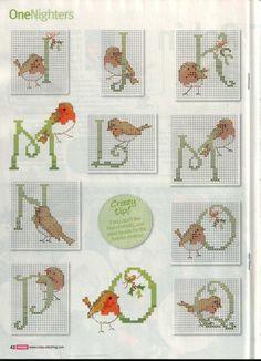 Gallery.ru / Photo # 41 - Cross Stitch Crazy 156 November 2011 - tymannost