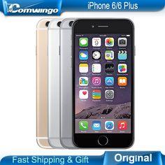 Разблокирована Оригинальный Apple iphone 6 Марка Плюс 4.7 и 5.5 экрана телефон…