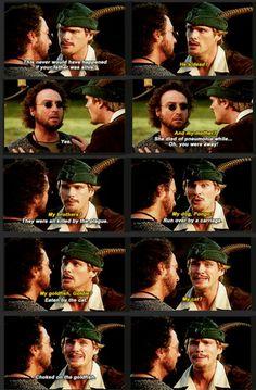 The original Bad Luck Brian.. Robinhood men in TIGHTS