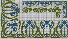 Antique Cross Stitch - rose - Picasa Web Albums