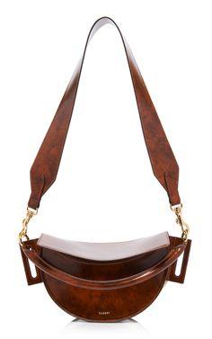 Women's Yuzefi | Moda Operandi Leather Shoulder Bag, Leather Bag, Shoulder Bags, Tote Purse, Leather Craft, Mini Bag, Eyewear, Purses And Bags, Footwear